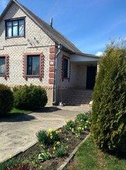 Продаю дом с участком 17 соток и баней в 10 км от г. Солигорска