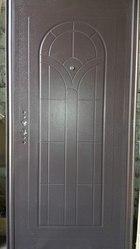 Дверь металлическая,  входная БЕСПЛАТНАЯ доставка на любой ваш адрес