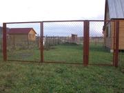 Ворота и калитки предлагаем,  доставляем бесплатно по РБ