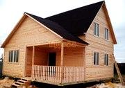 Продам недорого сруб Дома-Бани 8х6 м с установкой в Солигорск