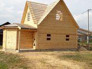Строим Дома и бани из бруса быстро качественно. Солигорск