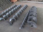 Производство шнеков и спиралей шнека в Беларуси Изготовим Шнеки по чер