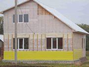 Отделка дома сайдингом,  утепление выезд: Солигорский район