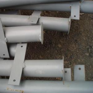 Предлагаем столбы металлические,  доставляем бесплатно по РБ