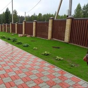 Солигорск Укладка тротуарной плитки, брусчатки обьем от 50 м2