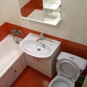 Ремонт ванной комнаты под ключ Солигорский район