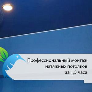 Монтаж натяжных потолков выезд: Солигорск и район