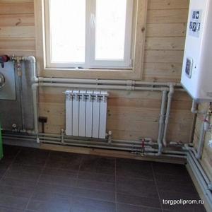 Монтаж систем отопления выезд: Солигорск и район