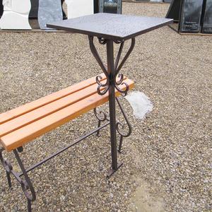 Изготовление и установка столика  лавочки на могулу Солигорск