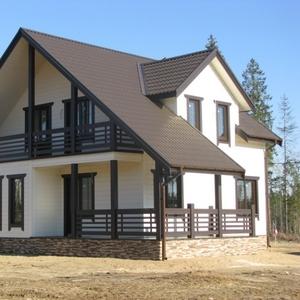 Производство и строительство каркасных домов. Солигорск
