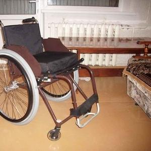 Продаётся новая,  инвалидная коляска активного типа