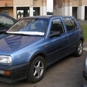 Продам автомобиль Volkswagen Golf3 1992г.в.