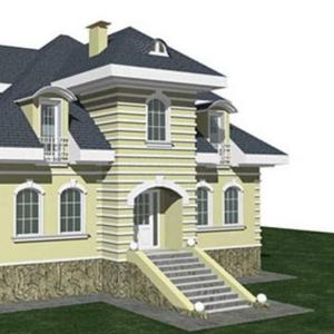 Архитектурно-строительное проектирование индивидуальных жилых домов