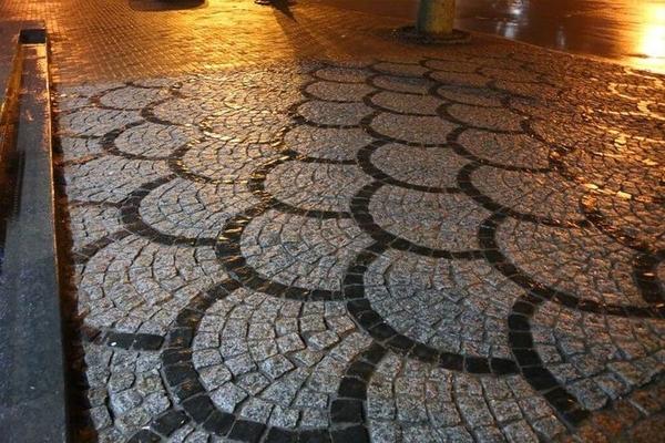 Укладка тротуарной плитки в Солигорске от 50м2 4