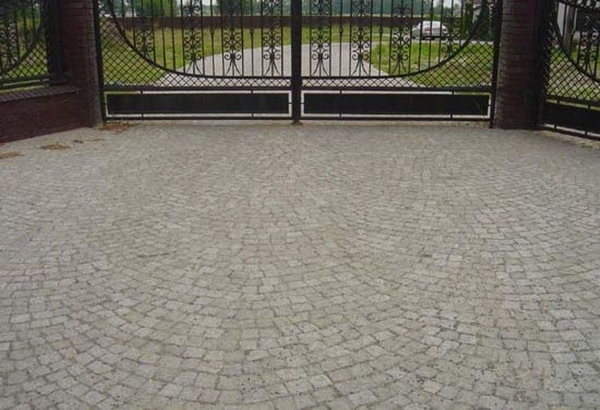 Укладка тротуарной плитки в Солигорске от 50м2 5