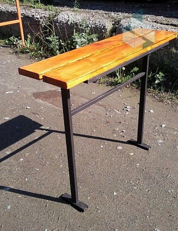 Изготовление и установка столика  лавочки на могулу Солигорск 5