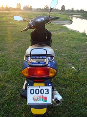 Продам скутер HORS 051