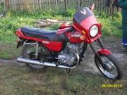 Продам мотоцикл Ява в отличном состоянии