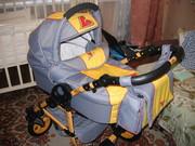 Продам любимую коляску Tako Jumper X We Love Kids.