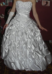 Продаётся свадебное платье для очаровательной невесты