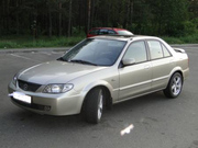 Mazda Protege;  2002 г.в.;  Пробег: 140 000 км; Объем двигателя 2 000 см3