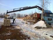 загрузка,  разгрузка и перевозка грузов,  возможен монтаж